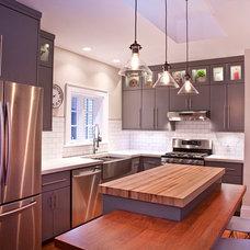 Modern Kitchen by ReImagine Designs