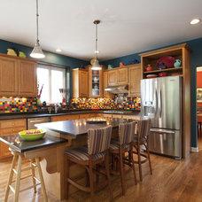 Eclectic Kitchen Kitchen tune up-in progress
