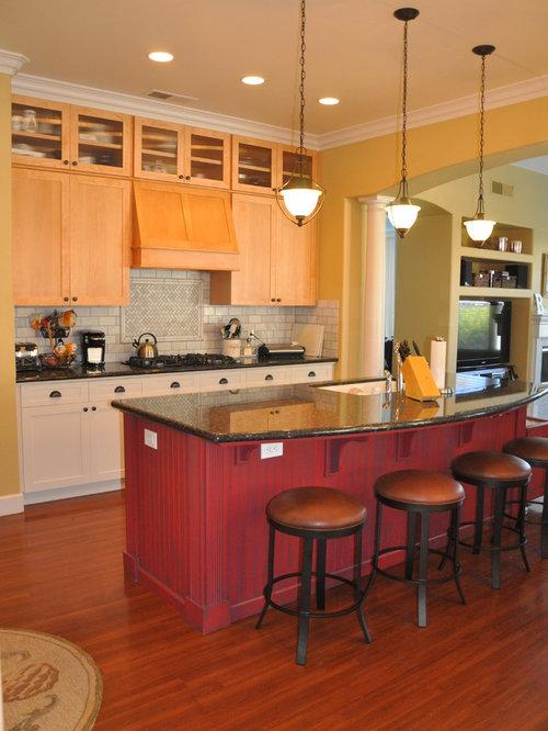 Medium sized kitchen design ideas renovations photos for Kitchen renovations centurion