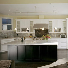 contemporary kitchen by BMF CONSTRUCTION