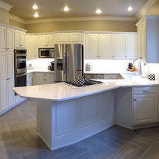 Traditional Kitchen Kitchen Update