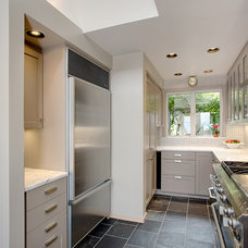Contemporary Kitchen by Schulte Construction