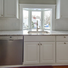 Traditional Kitchen by TMK Remodeling