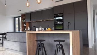 Kitchen @ Usk.