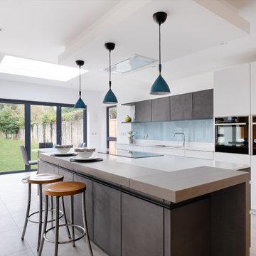Kitchen, utility & study - Charlton Kings