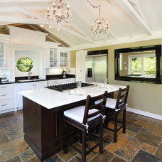 Kitchen by V.I.Photography & Design