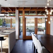 Contemporary Kitchen by Kevin Vallely Design