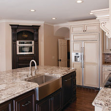 Traditional Kitchen by Raymac Remodeling