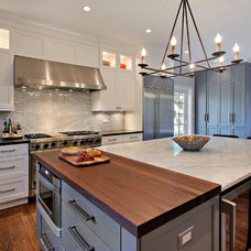 Contemporary Kitchen by 2 Design Group