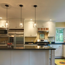 Contemporary Kitchen by Peregrine Design Build