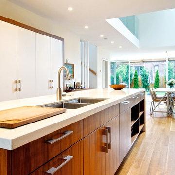 Kitchen - View to Backyard