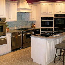 Transitional Kitchen by FACTORY DIRECT APPLIANCE