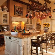 Traditional Kitchen by von Hemert Interiors