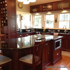 Traditional Kitchen by W Daniel Anderson Design