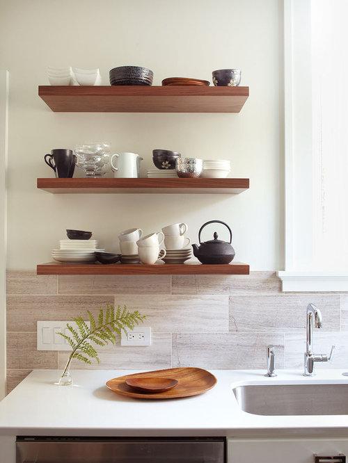Ideas para cocinas | Fotos de cocinas pequeñas con salpicadero de ...