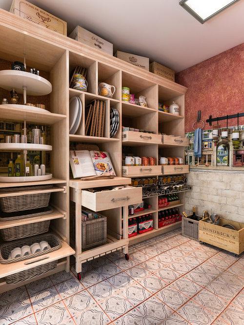 Kitchen Walk-in Pantry