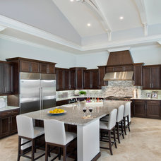 Traditional Kitchen by Weber Design Group, Inc.