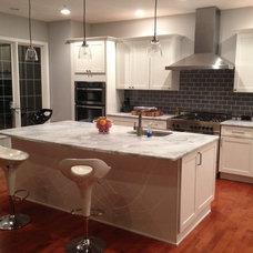 Contemporary Kitchen by Main Line Kitchen Design