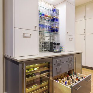 Kitchen Wet Bar - Addition