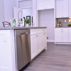 Kitchen  White Shaker Cabinets