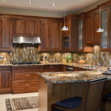 Contemporary Kitchen by Willetts Design & Associates