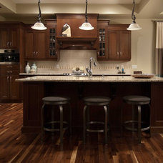 Traditional Kitchen by Willow Tree Interiors