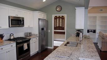 Kitchen - Wilmington Island Residence