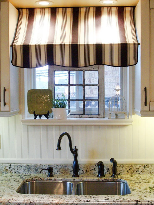 Kitchen Curtains bistro style kitchen curtains : Bistro Awnings Ideas, Pictures, Remodel and Decor