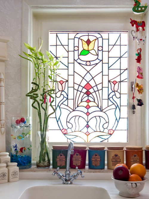 Stained Glass Window stained glass windows for homes : Best Stain Glass Window Design Ideas & Remodel Pictures | Houzz