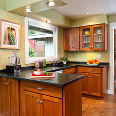 Traditional Kitchen by Creekstone Designs