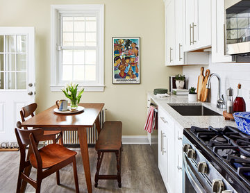 Kitchen with a personality- 1st st. DC