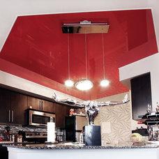 Contemporary Kitchen by Laqfoil Ltd.