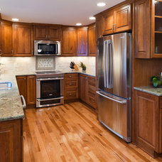 traditional kitchen by C&R Remodeling
