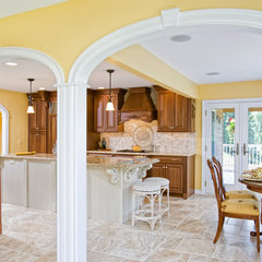 traditional kitchen by Borchert Building Company