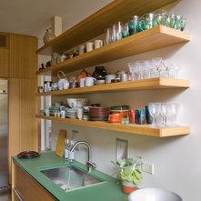 Shabby Chic Style Kitchen By Erdreich Architecture P C