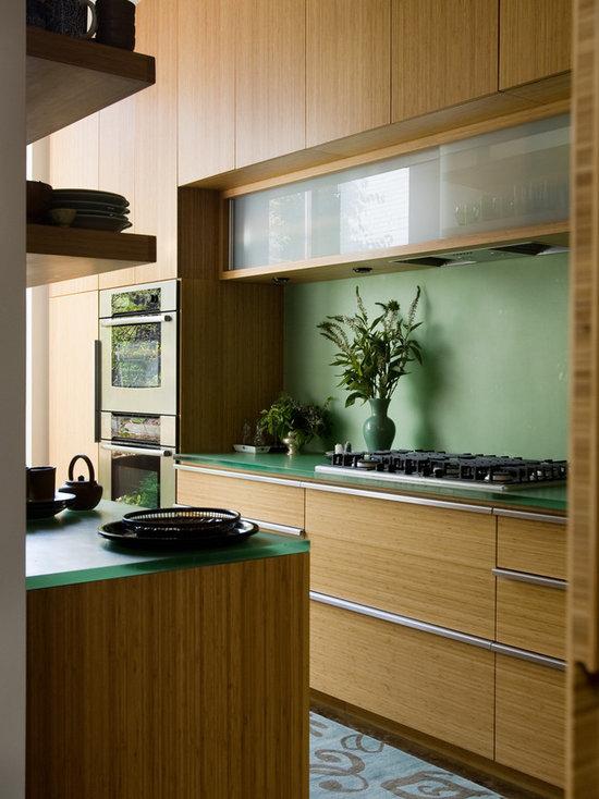 silestone bamboo countertop | houzz