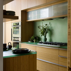 contemporary kitchen by Erdreich Architecture, P.C.