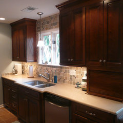 traditional kitchen by The Home Concepts Group