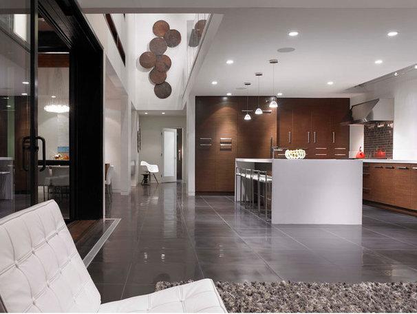 Modern Kitchen by My House Design Build Team