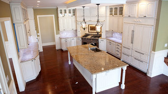 Kitchen with Eastmure Construction