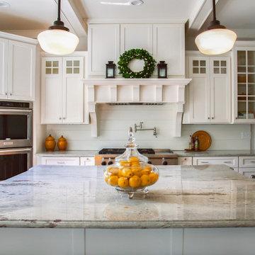 Kitchen with Farmhouse Touches