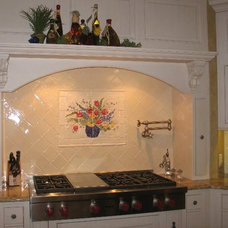 Traditional Kitchen by Notting Hill Decorative Hardware