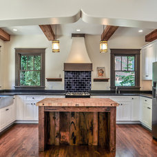 Craftsman Kitchen by Marcelle Guilbeau, Interior Designer