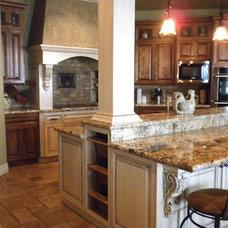 Craftsman Kitchen by Keystone Construction
