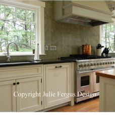 Traditional Kitchen by Julie Fergus, ASID