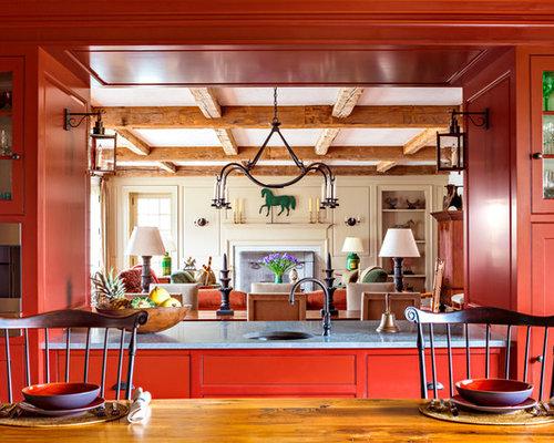 Stone Farmhouse Interiors