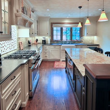 Traditional Kitchen by Joseph Episcopo & Sons, Inc.