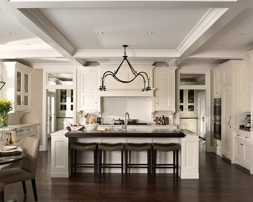 Walk through pantry home design ideas pictures remodel - Pictures of white kitchens ...
