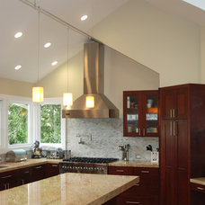 Contemporary Kitchen by McCoppin Studios