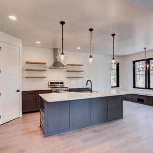Kitchen with views, Sunriver, Oregon